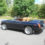Back then . . . '79 MGB roadster