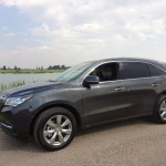 Sound, IDS put '15 Acura MDX on hot pace