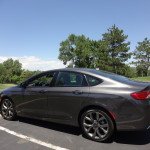 2015 Chrysler 200 takes AWD to ranch mansion