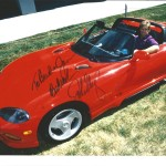Back then . . . 1994, Elway's Dodge Viper