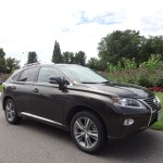 '15 Lexus RX350 long a party favorite