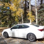 Acura TLX, with 9-speed, climbs to Vail