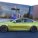 Lean '15 BMW M4 returns to inline-6