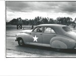 Back then . . . MacArthur's '42 Packard