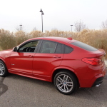 BMW's new X4 shaped like small X6