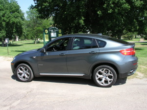 The BMW X6 was first reviewed back in '08.