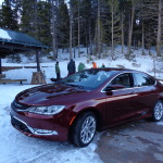 Chrysler 200C AWD is '15 on 12-13-14