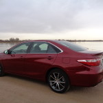 Sporty XSE retains Camry qualities