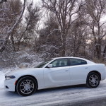 Dodge Charger aims AWD, V-6 at snow
