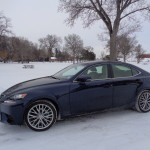AWD adds appeal to IS250's small V-6