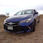 Hybrid sales slip; Camry is smooth