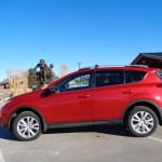 New RAV4 rolls down memory lane