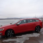AWD, 6-cyl., app lift Volvo V60