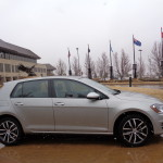 2015 VW Golf earns merits in motion