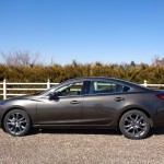 Another early '16  arrival, the Mazda6