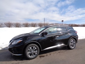 New lines have been added for 2015 to the Nissan Murano crossover. (Bud Wells photos)