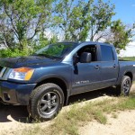 Long-used Nissan Titan to update in fall
