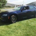 '15 Chrysler 300S cruises to Gunnison