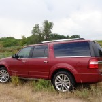 Smaller 'fist' powers Ford Expedition EL