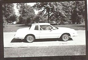 Back Then. . . .1981 Chevy Monte Carlo