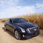 '16 Cadillac ATS smooths its road act
