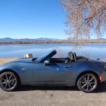 Soft top suits lighter '16 Mazda Miata