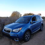 Upgraded Forester Subaru's best seller