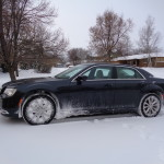77% of Chrysler 300 Colo. sales are AWD