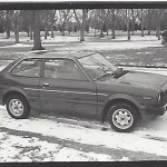 Back then . . . '81 Honda Civic