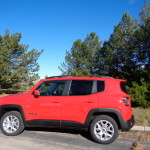 To Italy and back for Jeep Renegade