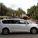 Pacifica freshness revives minivan push