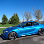 Blip, downshift; I love that BMW M2