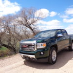 Small turbodiesel lends lift to GMC Canyon