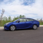 Lighter batteries, tossed spare boost Prius