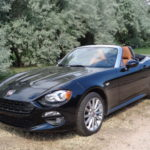 Fiat 124 Spider returns; tied to Miata
