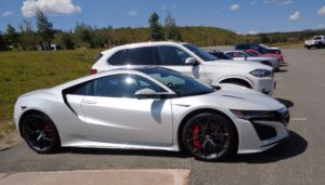 New Acura NSX among most technologically advanced automobiles. (Bud Wells photos)