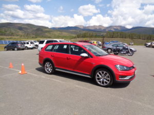 VW AllTrack will be available only with 4Motion all-wheel drive.