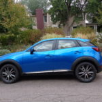 Mazda CX-3 moves in on subcompacts