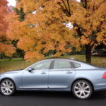 Volvo S90 in classy competition