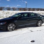 Buick LaCrosse AWD challenges 300, Taurus