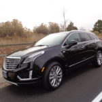 Cadillac XT5 rolls up for Bud's 2,000th drive