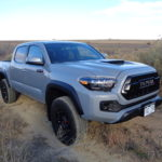 Tacoma TRD Pro awaits fresh competition