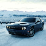 Snow or no, FCA unveils Challenger AWD
