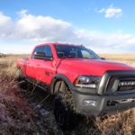 Ram Power Wagon evolved from WWII