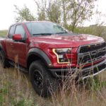 Ford Raptor returns, with twin-turbo V-6