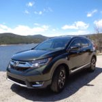 1st turbo adds kick to larger Honda CR-V