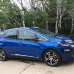 Long-range Chevy Bolt Electric arrives