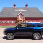 Rugged Toyota 4Runner tests famed ranch