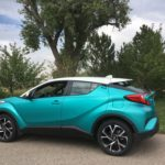 New Toyota – so quirky, so interesting