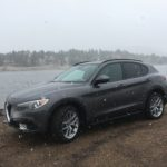 Alfa Romeo Stelvio tests luxury midsize